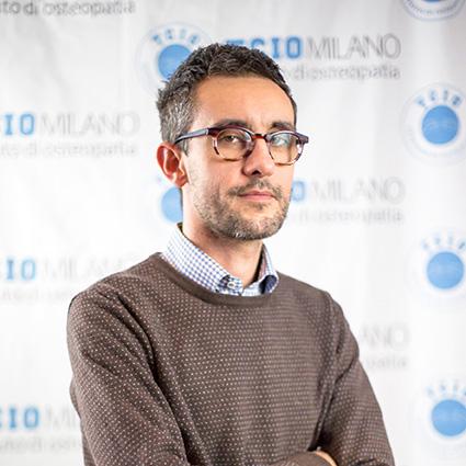 Davide Lucchi - TCIO Osteopatia Milano