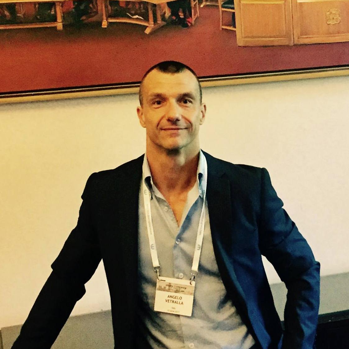 Angelo Vetralla - Master Osteopatia Sportiva