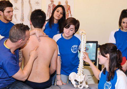 clinica di osteopatia